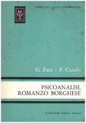 Psicoanalisi, romanzo borghese