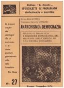 anarchismo e democrazia