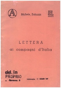 lettera ai compagni d'italia