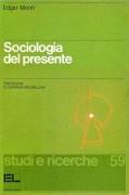 Sociologia del presente