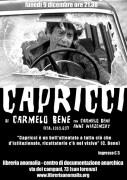 capricci locandina cinema