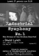 industrial symphony locandina film