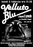 velluto blu locandina film