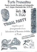Tribal party, manifesto