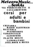 Meteora music , manifesto