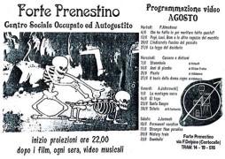 Programmazione video, manifesto