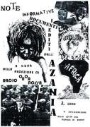 A sottoscrizione del popolo di Azania, manifesto
