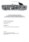 No Maastricht, manifesto