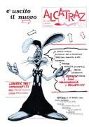 Alcatraz, per una cultura d'evasione [rivista], manifesto