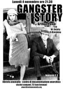 gangster story locandina film