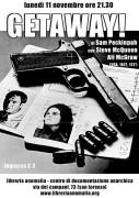 getaway locandina film