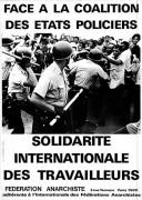Solidarité internationale des travailleurs, manifesto