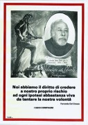 Fernando Del Grosso. A ricordo della lotta per la libertà 1943 - 1945, manifesto