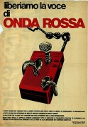 Liberiamo la voce di Onda Rossa, manifesto