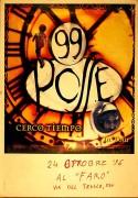 99 posse cerco tiempo tour manifesto