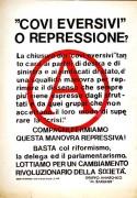 basta-col-riformismo, manifesto