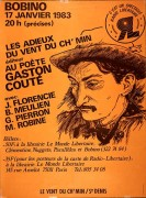 poète Gaston Couté, manifesto