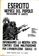 Esercito nemico del popolo, manifesto