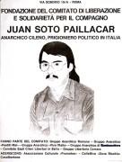 Paillacar, anarchico cileno, manifesto
