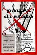 Guerra terrorismo resistenza, manifesto