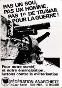 Guerra, manifesto