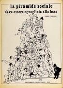 La piramide sociale , manifesto