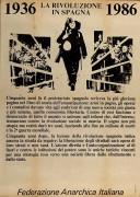 rivoluzione in Spagna, manifesto
