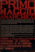 Primo maggio anarchico, Manifesto