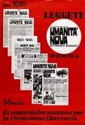 Leggete Umanità Nova, Manifesto