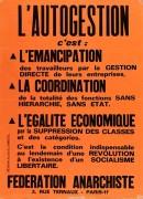 l'autogestion, manifesto