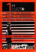 Primo de mayo manifesto
