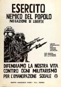 esercito nemico del popolo manifesto