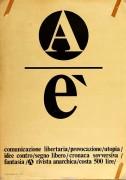 Rivista Anarchica, manifesto