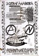 3 giorni d'Anarchia, manifesto