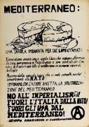 Fuori l'Italia dalla Nato, manifesto