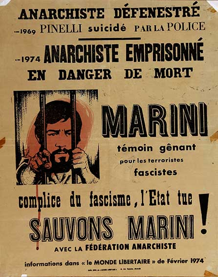 Marini, manifesto