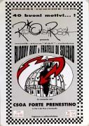 Bloody Riot e Fratelli de Soledad, manifesto
