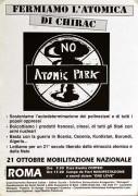 Fermiamo l'atomica di Chirac manifesto