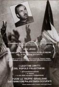 I legittimi diritti del popolo palestinese, manifesto