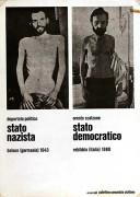 Stato nazista, stato democratico, manifesto