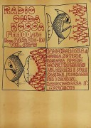 Radio Onda Rossa fm 100.450, maniffesto