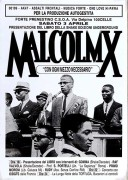 Malcolm X, manifesto