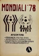 mondiali '78 argentina manifesto
