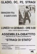 gladio, dc, p2, stragi manifesto