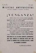 Milicias antifascistas, columna Durruti, manifesto