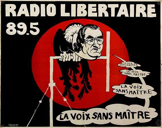 Radio Libertaire 89.5, manifesto