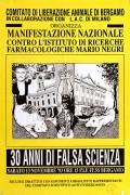 30 anni di falsa scienza, manifesto
