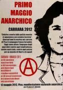 1° maggio anarchico, manifesto