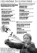 fiondatevi, locandina programma cinema autunno 2013