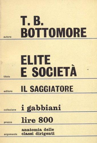 elite e società